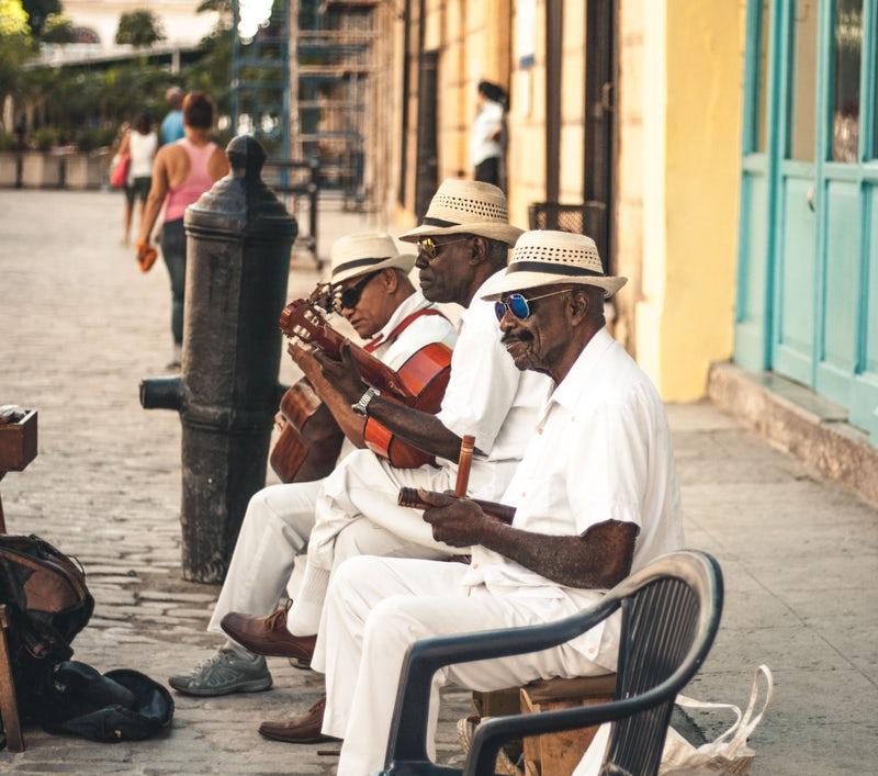 Musikhistorie - Rundt om Cuba og cubansk musik