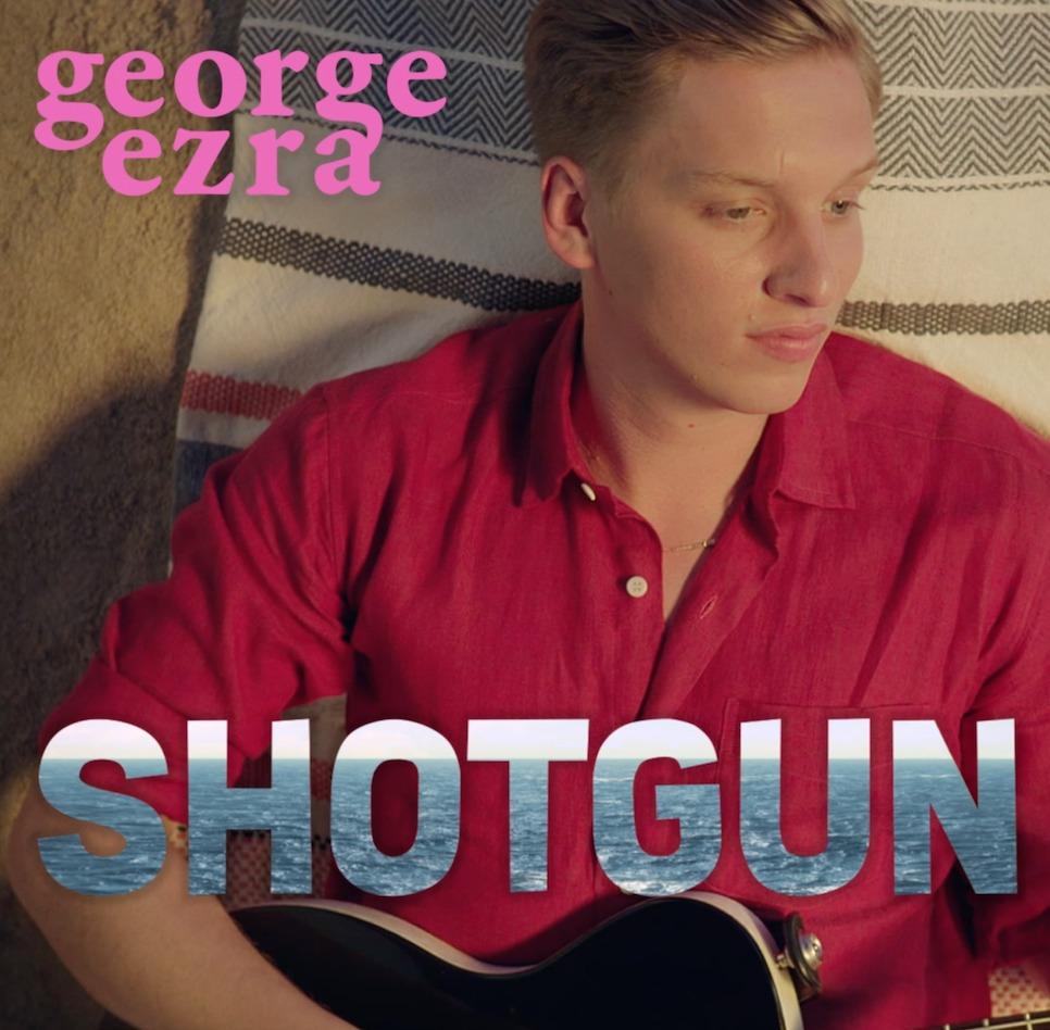 Shotgun, George Ezra - Spil Smart arrangement