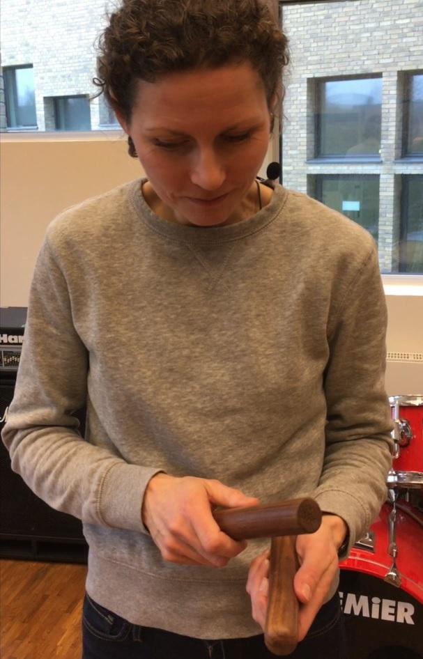 Introduktion til percussion - m. videoinstruktion