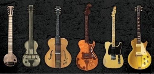 Guitaren, dens historie og brug - Spil Smarts hjemmemusiktime