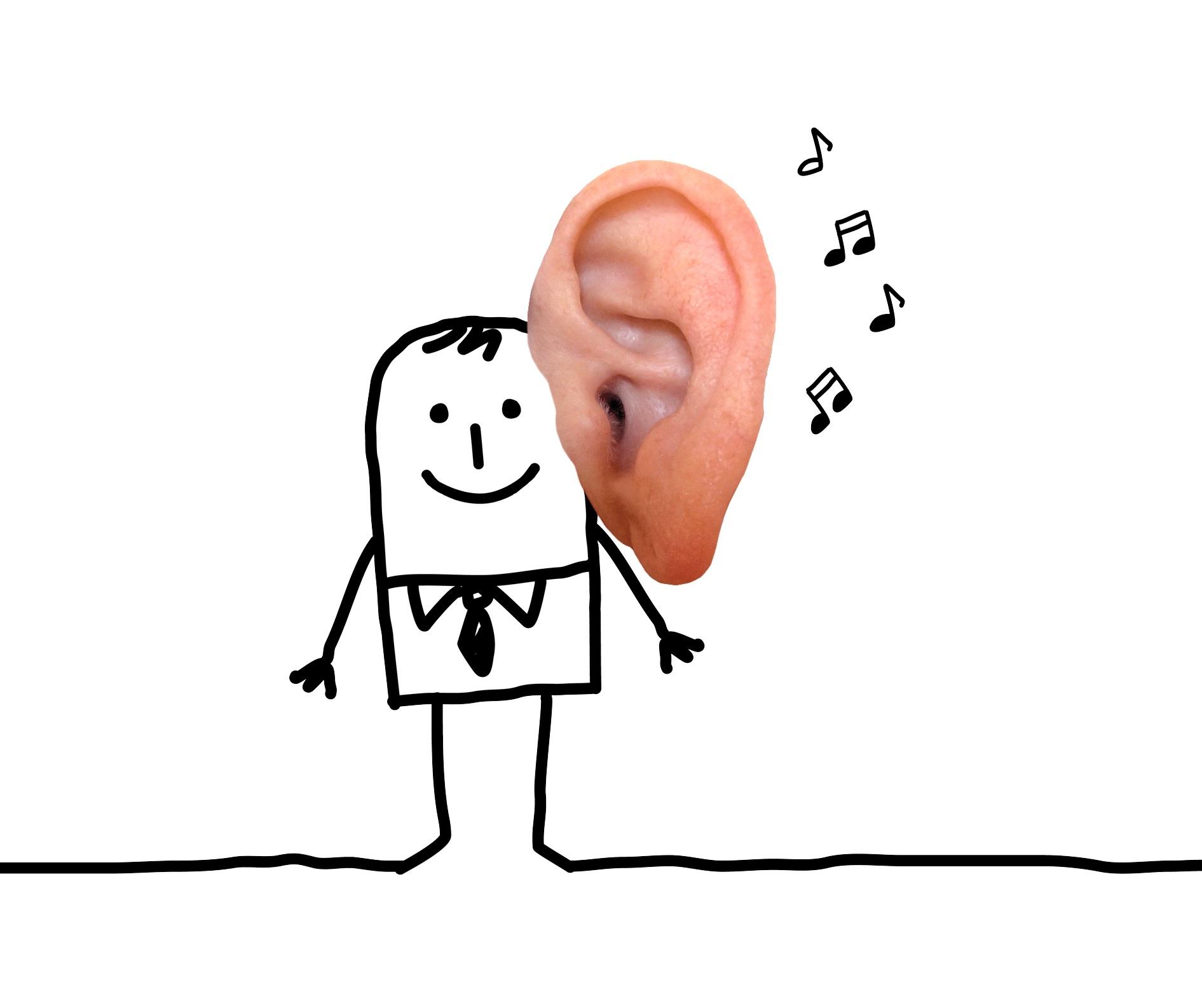 Lærervejledning - Hørelære 3, Tonehøjde