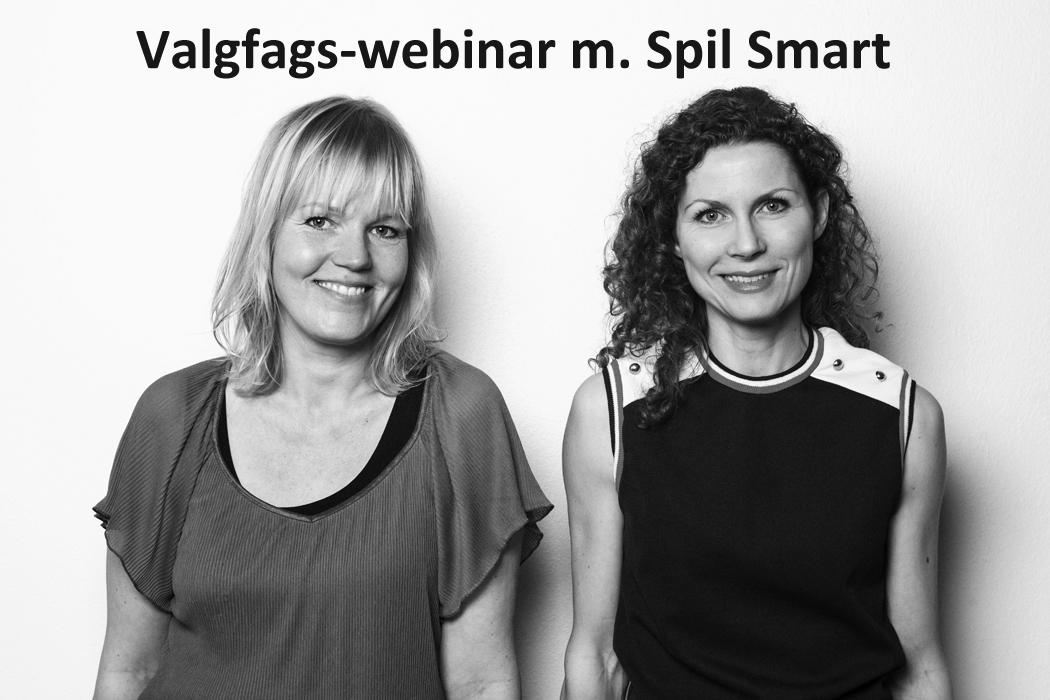 """For IKKE licens skoler - Spil Smart Webinar """"Rundt om valgfagseksamen i musik"""" - Bliv eksamensklar"""