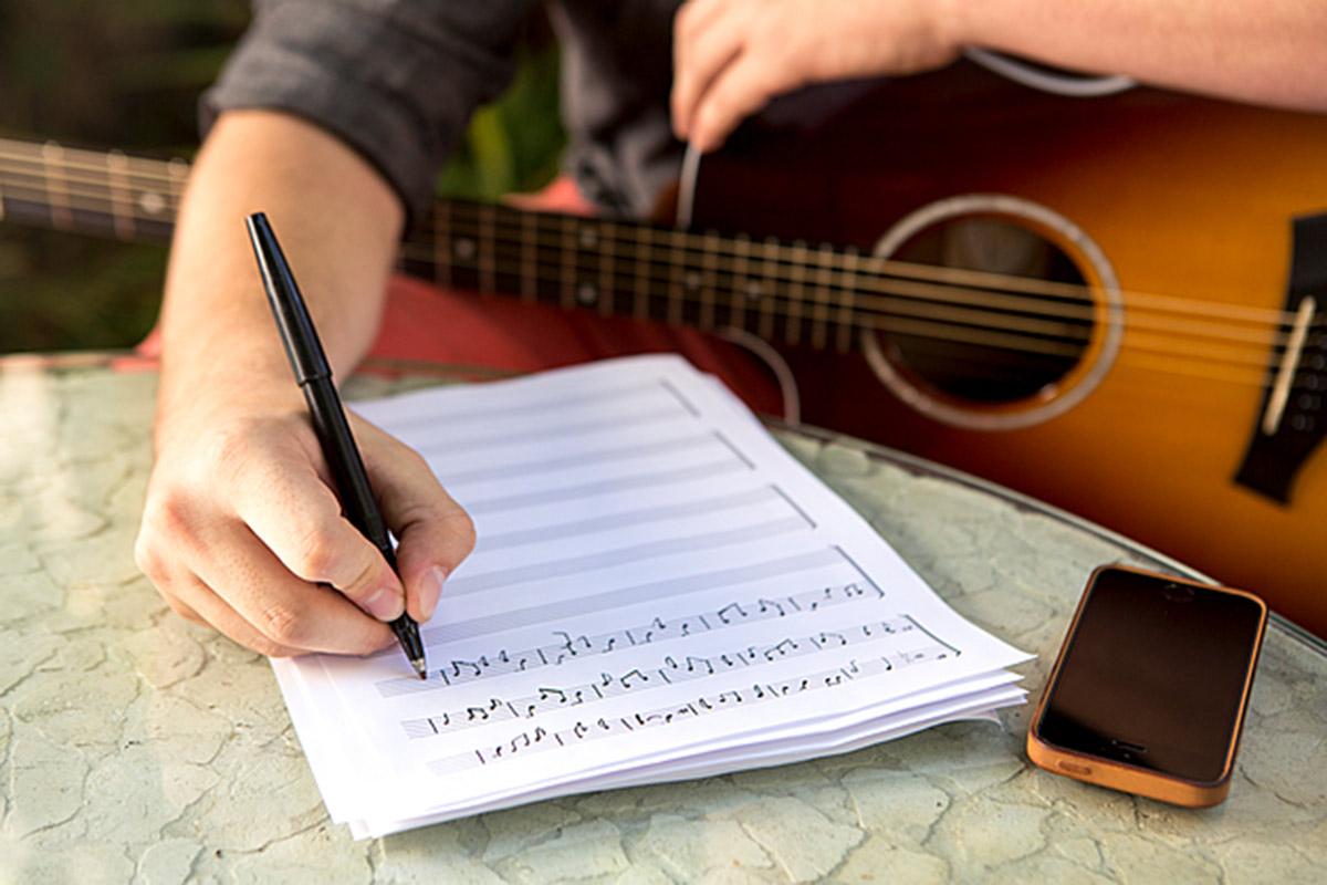 Lærervejledning - Sangskrivning