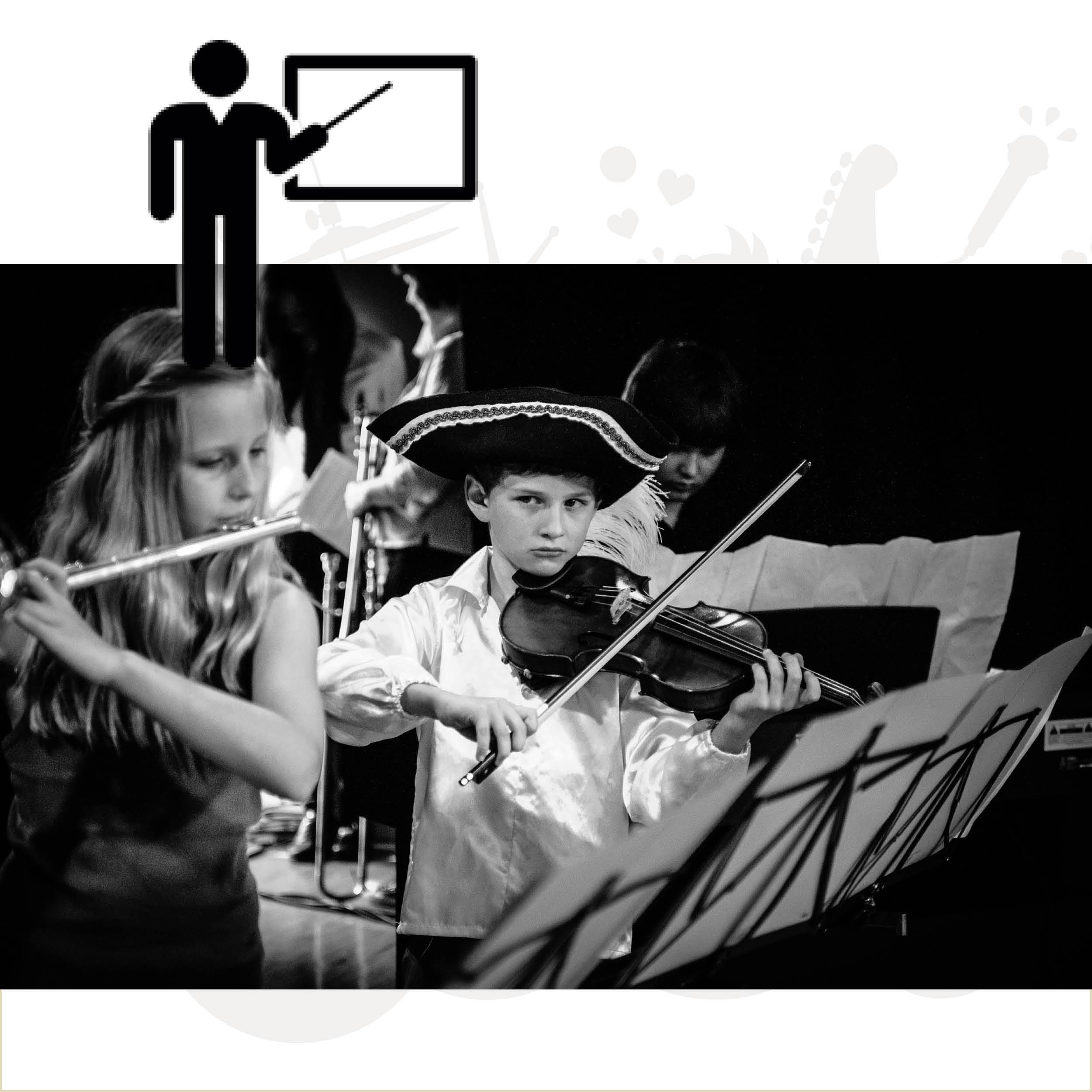 Lærervejledning - Blæs, slå og spil