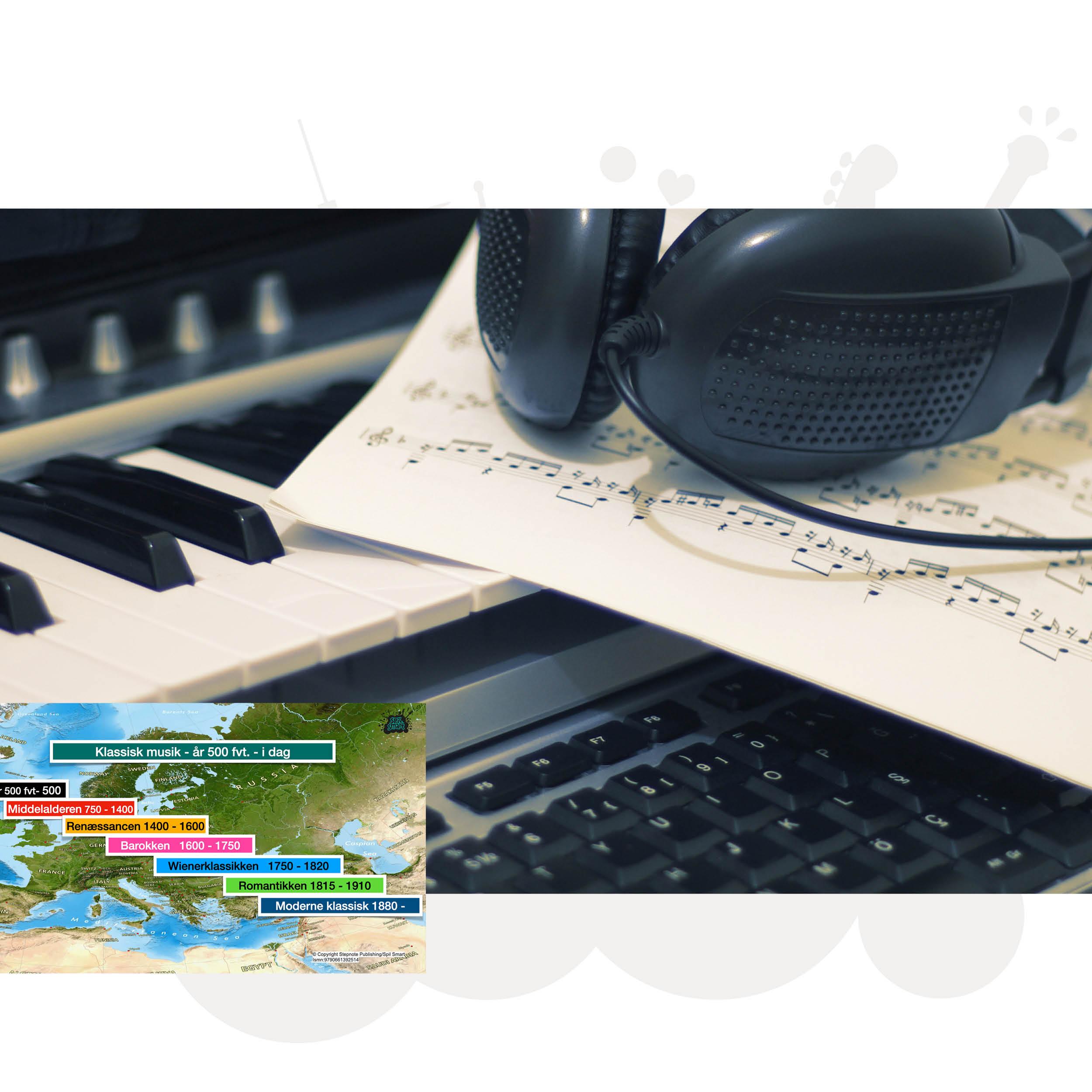Formanalyse - Rundt om klassisk musik